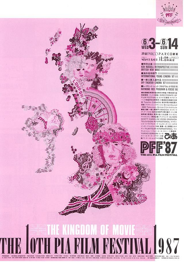 1987年:第10回PFF